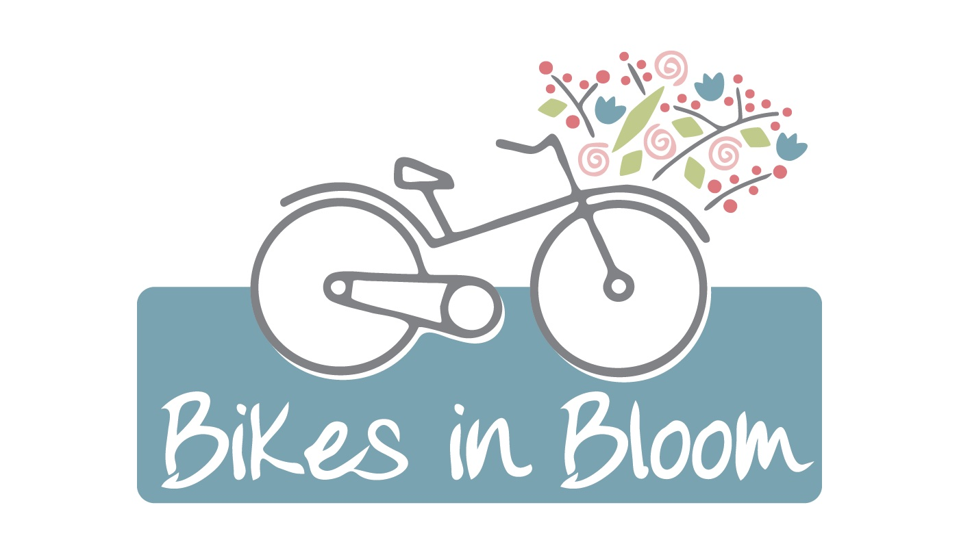 Bikes in Bloom Logo