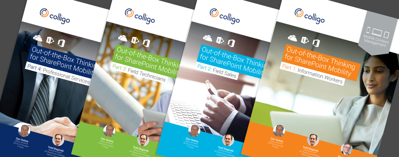 Colligo eBook Design