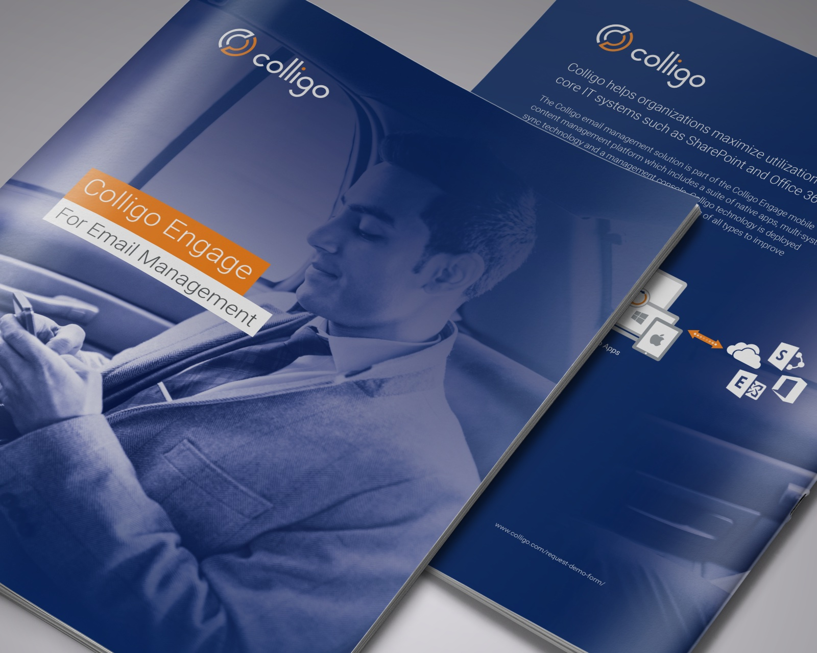 Colligo Brochure Design